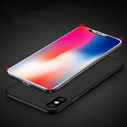 Buy MOFI for iPhone X PC Ultra-thin Full Coverage Protective Back Cover Case, Black for $3.19 in SUNSKY store