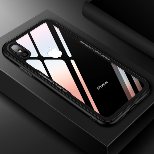 Sunsky Cafele For Iphone X Xs Tpu Tempered Glass