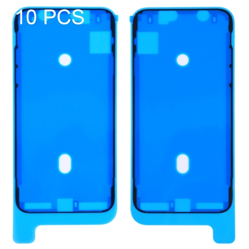 10 PCS for iPhone X LCD Frame Bezel Adhesive Stickers