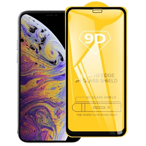 9H 9D Full Screen Tempered Glass Screen Protector for iPhone 11 Pro Max / XS Max