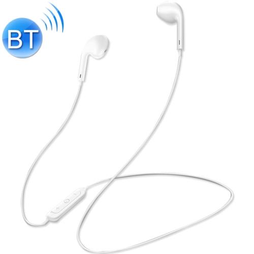 TOTUDESIGN Glory Series EAUB-15 Bluetooth 4.1 Sports Waterproof Earphone (White)