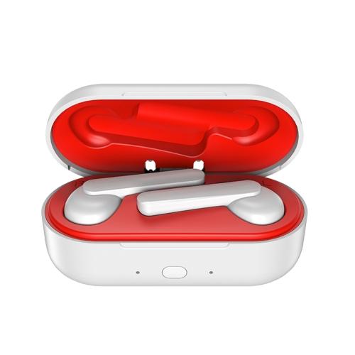 ROCK EB70 TWS Bluetooth 5.0 Waterproof Wireless Stereo Bluetooth Headset (White)