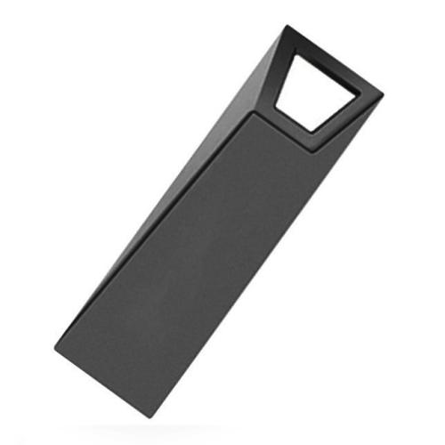 SHISUO 16GB USB 3.0 High-speed Interface Metal Waterproof Flash Disk (Black)