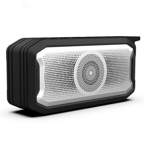 X3 5W Outdoor IPX7 Waterproof Wireless Bluetooth Speaker, Support Hands-free / USB / AUX / TF Card (Black)
