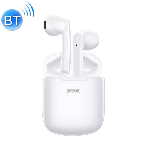 JOYROOM JR-T04s Bluetooth 5.0 TWS Bilateral Wireless Earbuds Bluetooth Earphone(White)