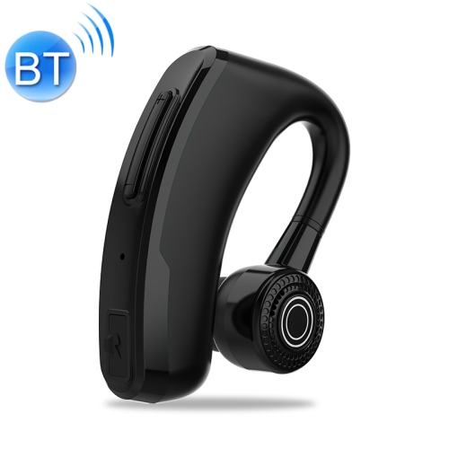 V10 Wireless Bluetooth V5.0 Sport Headphone without Charging Box, CSR Chip, Support Voice Reception&10 Minutes Fast Charging(Black)