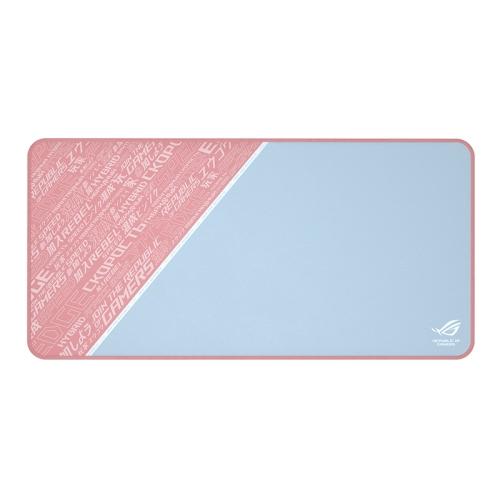 ASUS Sheath Pink Super Big Edge Desk Mat Gaming Mouse Pad, Size: 900 x 440mm