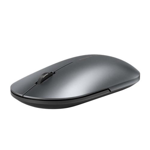 Original Xiaomi Fashion Mouse Portable Wireless Game Mouse 1000dpi 2.4GHz Bluetooth Mini Mouse(Dark Gray)