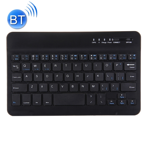 Buy Mini Universal Portable Bluetooth Wireless Keyboard, Compatible with All Smartphone / Tablets with Bluetooth Functions, Black for $8.74 in SUNSKY store