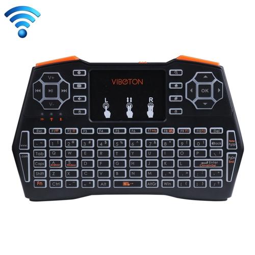 2b72d438bc8 SUNSKY - VIBOTON i8 Plus 2.4GHz Mini Wireless Fly Air Mouse Full ...
