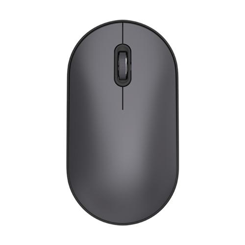 Original Xiaomi Miiiw 2.4GHz Mute Dual Mode Wireless Bluetooth Mouse Air (Black)
