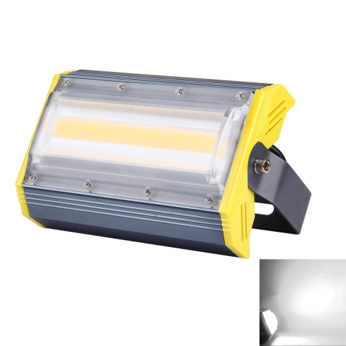 Buy 30W 3000LM IP65 Waterproof Aluminum Casing COB LED Linear Floodlight Lamp, AC 85-256V (White Light) for $15.86 in SUNSKY store
