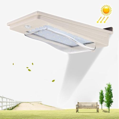 Buy 4W 40 LEDs SMD2835 360 LM 6500K White Light Motion Sensor Solar Light Wall Light Outdoor Light with Solar Panel, DC 12V for $21.03 in SUNSKY store