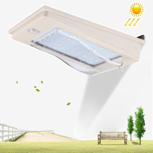 Buy 3W 25 LEDs SMD2835 270 LM 6500K White Light Motion Sensor Solar Light Wall Light Outdoor Light with Solar Panel, DC 12V for $16.80 in SUNSKY store