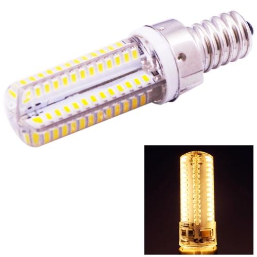 Buy E14 4W 240-260LM 104 LED SMD 3014 Corn Light Bulb, AC 110V (Warm White) for $1.92 in SUNSKY store