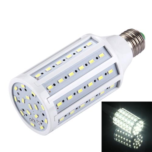 Buy E27 20W 1800LM 75 LED SMD 5730 PC Case Corn Light Bulb, AC 85-265V (White Light) for $2.52 in SUNSKY store