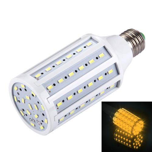 Buy E27 20W 1800LM 75 LED SMD 5730 PC Case Corn Light Bulb, AC 85-265V (Warm White) for $2.52 in SUNSKY store