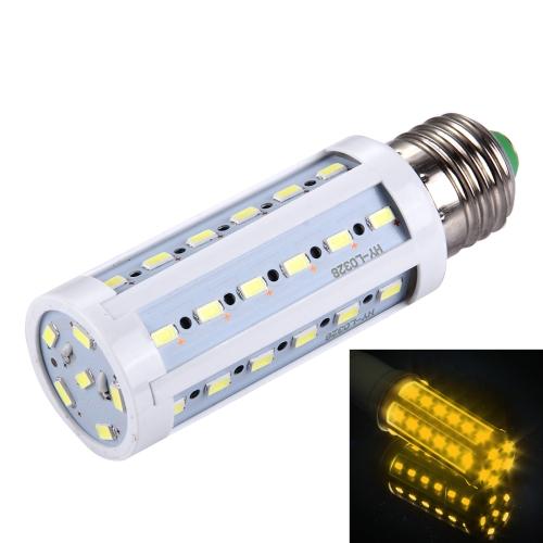 Buy E27 10W 880LM 42 LED SMD 5730 PC Case Corn Light Bulb, AC 85-265V (Warm White) for $1.65 in SUNSKY store