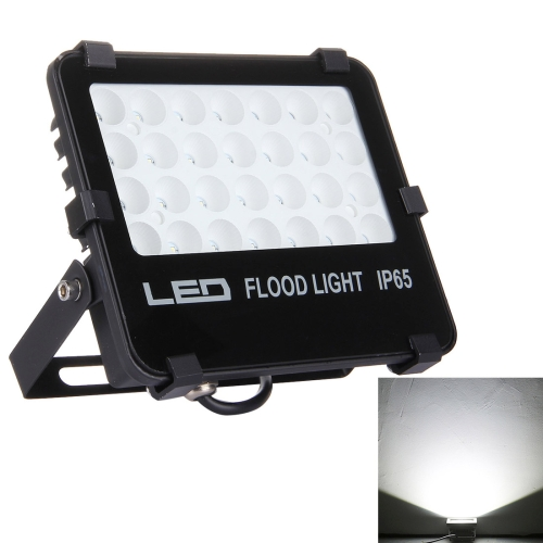 Buy 30W 3600LM IP65 Waterproof 28 LED SMD-3528 Floodlight Lamp, AC 85-265V (White Light) for $13.92 in SUNSKY store
