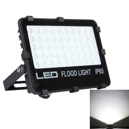 Buy 50W 6000LM IP65 Waterproof 50 LED SMD-3528 Floodlight Lamp, AC 85-265V (White Light) for $19.10 in SUNSKY store