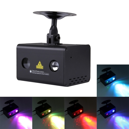 Buy 15W Fantastic and Romantic Colorful Water Wave LED Laser Light Star Light Lamp Family Decoration Light KTV Disco Pub Party Atmosphere Light with Holder & Sound Activated & Automatic Play & Manual Remote Control Function for $40.56 in SUNSKY store