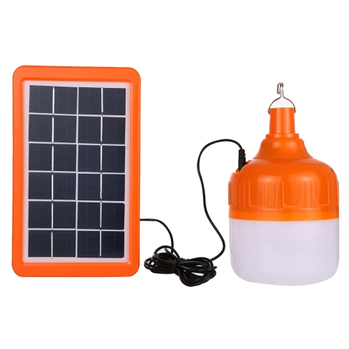 LED Solar Bulb IP67 Waterproof Outdoor Courtyar Garden Barbecue Passageway Hanging Lamp with Remote Control