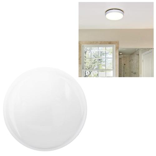 Round 16W 85-265V 1800LM LED Moisture-proof Lamp LED Wall Light (White)