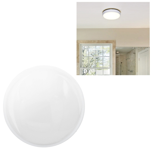Round 20W 85-265V 2400LM LED Moisture-proof Lamp LED Wall Light (White)