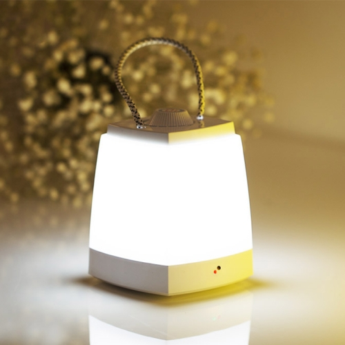 Buy 0.7W Portable USB Rechargeable Stepless Dimming LED Hanging Night Light Lamp with LED Charging Indicator Light, AC110-220V (White Light) for $7.81 in SUNSKY store