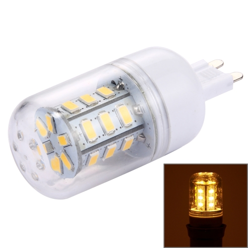 Buy 5 PCS G9 2.5W 24 LEDs SMD 5730 Corn Light Bulb, AC 220-240V (Warm White) for $4.92 in SUNSKY store