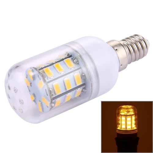 Buy 5 PCS E14 3W 30 LEDs SMD 5730 Corn Light Bulb, AC 220-240V (Warm White) for $5.16 in SUNSKY store