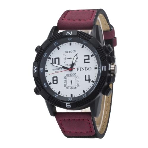 9efb327b7fdf SUNSKY - Reloj LED rojo con pantalla táctil digital con correa de ...