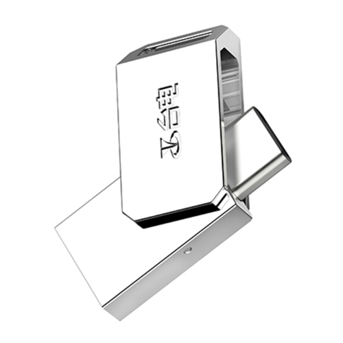 Buy Teclast 64GB Metal Body USB 3.0 + USB-C / Type-C 3.1 Flash Disk Drive for $51.29 in SUNSKY store