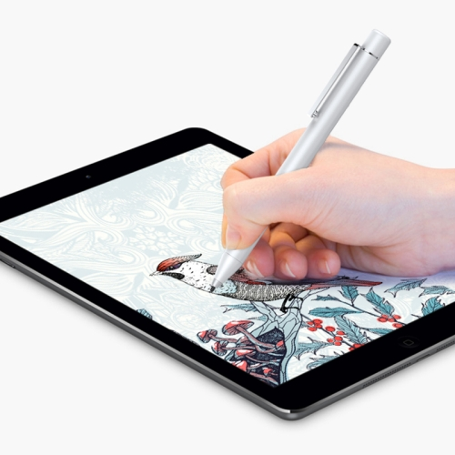 WIWU Mate Pencil For Huawei MateBook E 2019 / Mediapad M5 lite 10.1 inch / MediaPad M6 10.8 inch Tablet PC Anti-mistouch Capacitive Pen Stylus Pen