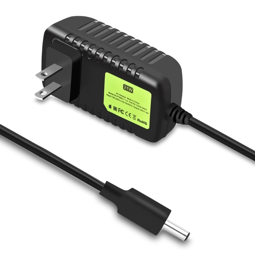 K13 2.1m 15V 1.4A Echo Series Universal Charger for Amazon Echo / Fire TV / Echo Show, US Plug
