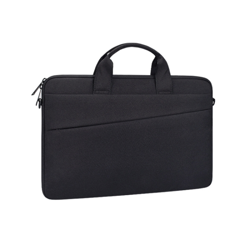 Buy Universal Double Side Pockets Wearable Oxford Cloth Soft Handle Portable Laptop Tablet Bag for $7.31 in SUNSKY store