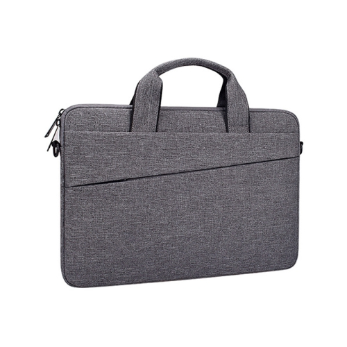 Buy Universal Double Side Pockets Wearable Oxford Cloth Soft Handle Portable Laptop Tablet Bag for $7.30 in SUNSKY store