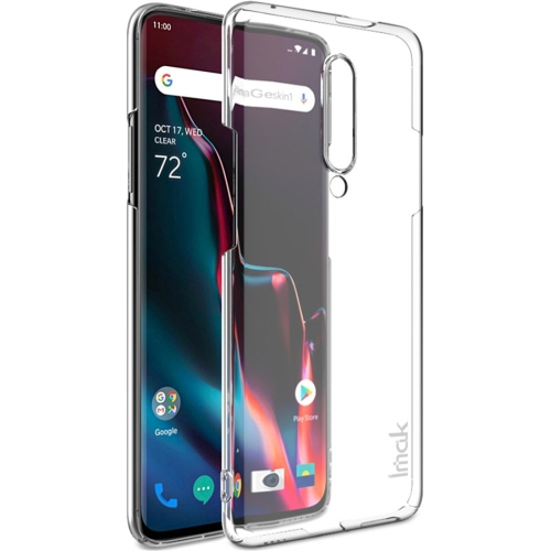 IMAK Wing II Wear-resisting Crystal Pro Protective Case for OnePlus 7 Pro (Transparent)