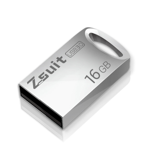 Zsuit 16GB USB 3.0 Mini Metal Ring Shape USB Flash Disk