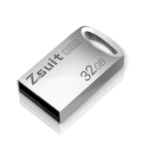 Zsuit 32GB USB 3.0 Mini Metal Ring Shape USB Flash Disk