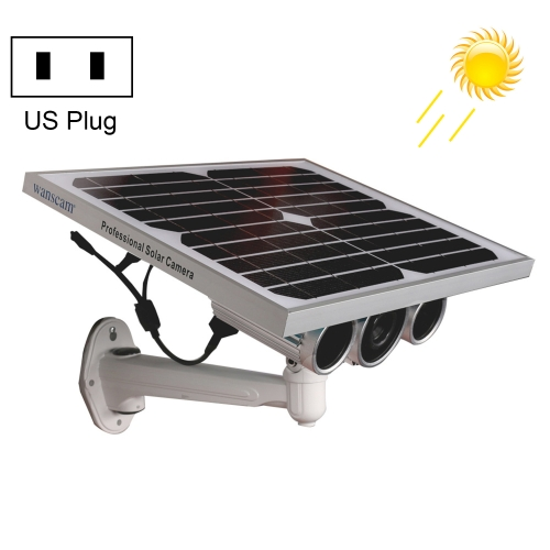 Buy Wanscam HW0029-3 Outdoor Waterproof P2P Professional Solar Power IP Camera, Support Night Vision & Motion Detection & TF Card & WiFi Connection for $156.00 in SUNSKY store