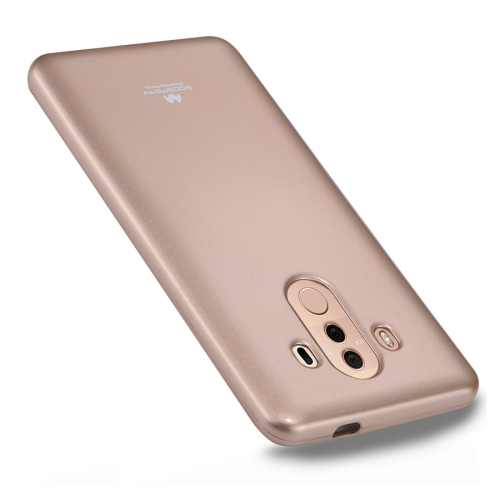 Buy GOOSPERY MERCURY PEARL JELLY Huawei Mate 10 Pro TPU Soft Protective Back Cover Case, Gold for $2.65 in SUNSKY store