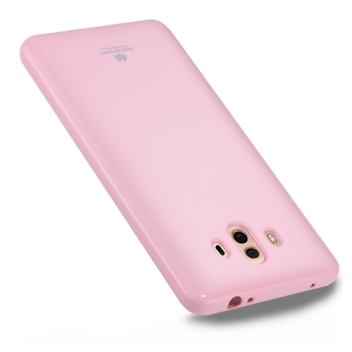 Buy GOOSPERY MERCURY PEARL JELLY Huawei Mate 10 TPU Soft Protective Back Cover Case, Pink for $2.65 in SUNSKY store