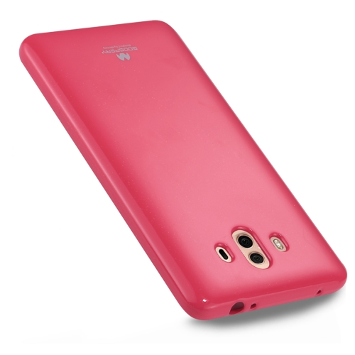 Buy GOOSPERY MERCURY PEARL JELLY Huawei Mate 10 TPU Soft Protective Back Cover Case, Magenta for $2.65 in SUNSKY store
