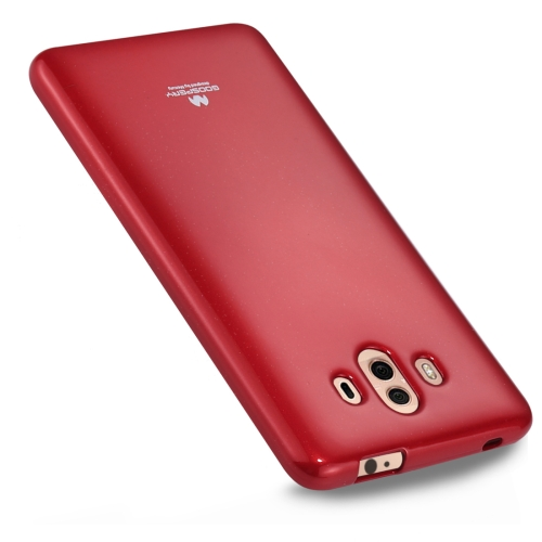 Buy GOOSPERY MERCURY PEARL JELLY Huawei Mate 10 TPU Soft Protective Back Cover Case, Red for $2.52 in SUNSKY store