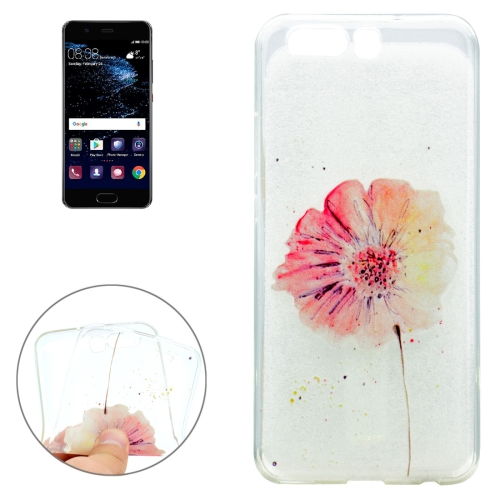 Buy Huawei P10 Flower Pattern TPU Protective Case for $1.16 in SUNSKY store