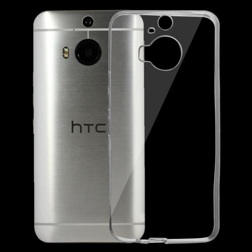 2c95f0dcb68 SUNSKY - Para HTC One M9 + 0.75mm Funda protectora TPU transparente ...