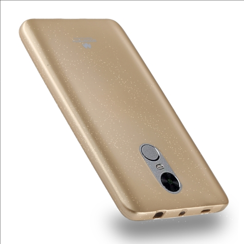 Buy MERCURY GOOSPERY PEARL JELLY Series for Xiaomi Redmi Note 4 / 4X Full Coverage TPU Protective Back Cover Case, Gold for $2.66 in SUNSKY store