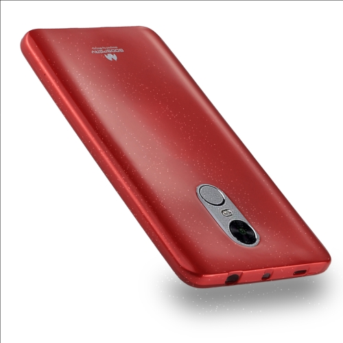 Buy MERCURY GOOSPERY PEARL JELLY Series for Xiaomi Redmi Note 4 / 4X Full Coverage TPU Protective Back Cover Case, Red for $2.66 in SUNSKY store