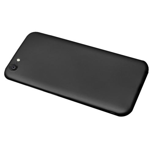 Buy OCUBE for Vivo X9 Plus Metal Paint TPU Protective Back Cover Case, Black for $2.65 in SUNSKY store
